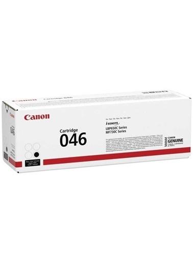 Canon Canon Crg-046Bk Orjınal Siyah Toner Renkli
